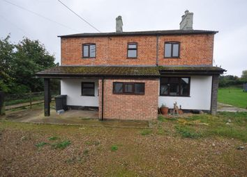 Thumbnail 2 bed cottage to rent in Rushden Road, Sharnbrook, Bedford
