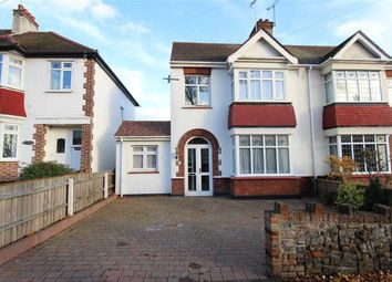 Thumbnail 4 bed semi-detached house to rent in Station Road, Leigh-On-Sea