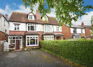 Thumbnail 4 bed semi-detached house for sale in High Street, Shirley, Solihull