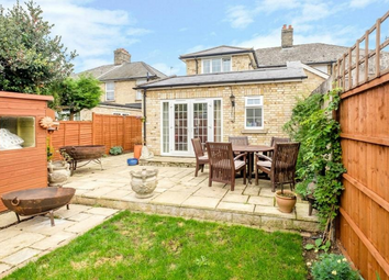 Thumbnail 3 bedroom semi-detached house to rent in Monks Cottages, Hunts End, Buckden, St. Neots, Cambridgeshire