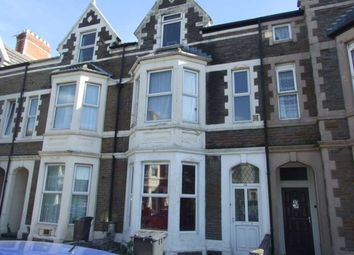Thumbnail Room to rent in Claude Road, Roath, Cardiff, Glamorgan