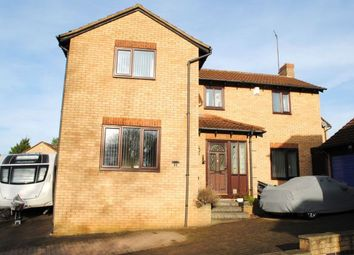 Thumbnail 4 bed detached house for sale in Tollgate Close, Kingsthorpe, Northampton