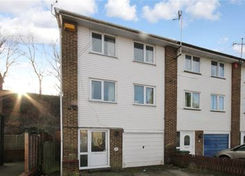 Thumbnail 4 bedroom end terrace house for sale in Star Lane, St Mary Cray, Kent