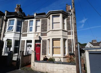 Thumbnail 3 bed end terrace house for sale in Belmont Road, Brislington, Bristol