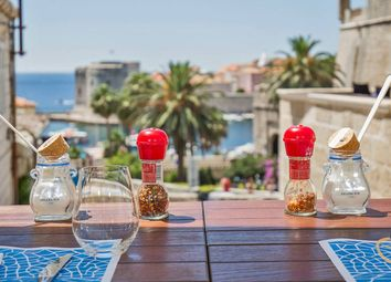 Thumbnail Hotel/guest house for sale in House With Restaurant (Dubrovnik Old Town Harbor View), Ploče, Croatia
