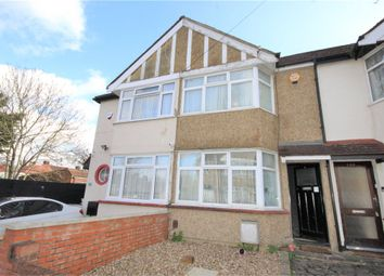 Thumbnail 2 bed terraced house for sale in Sunningdale Avenue, Hanworth, Surrey
