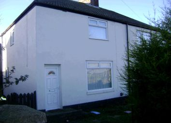 Thumbnail 3 bed semi-detached house to rent in Oak Terrace, West Cornforth, Ferryhill