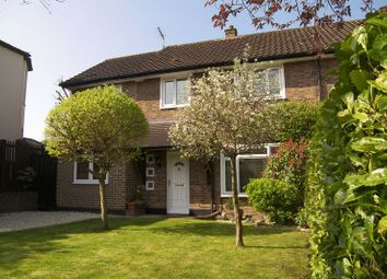 Thumbnail 4 bed semi-detached house for sale in Elm Road, Claygate, Esher