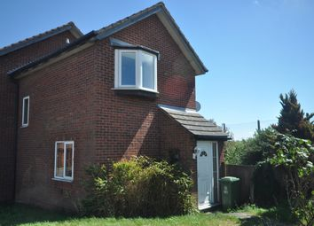 Thumbnail 1 bed terraced house to rent in Shearwood Crescent, Crayford, Dartford
