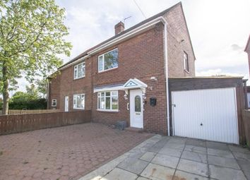 2 bed semi-detached house for sale in Cambo Drive, Cramlington, Northumberland NE23