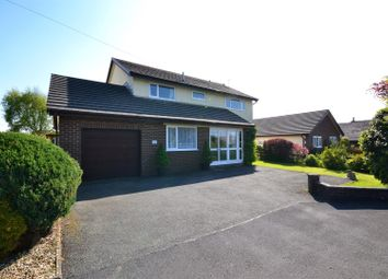 Thumbnail 4 bed detached house for sale in Upper Lamphey Road, Pembroke