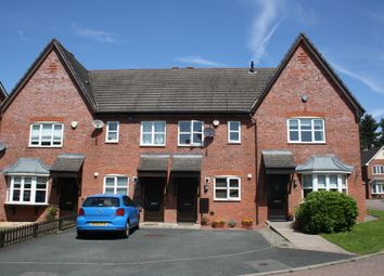 Thumbnail 2 bed terraced house to rent in Sedge Drive, Woodland Grange, Bromsgrove