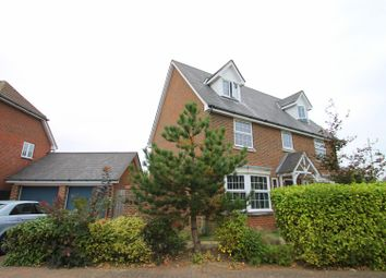 Thumbnail 5 bedroom detached house for sale in Apollo Way, St. Marys Island, Chatham