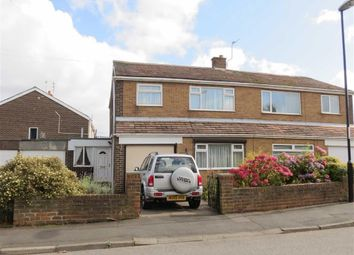 Thumbnail 3 bed semi-detached house for sale in Fell Road, Springwell, Gateshead