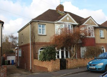 Thumbnail 3 bed semi-detached house for sale in Coronation Road, Aldershot