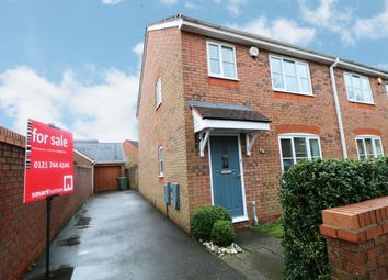 3 bed semi-detached house for sale in Rumbush Lane, Dickens Heath, Shirley, Solihull B90