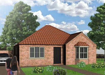 Thumbnail 2 bed detached bungalow for sale in Spire View, Boston Road, Heckington, Sleaford