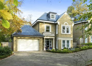 Thumbnail 5 bed detached house for sale in Sandy Lane, Cobham, Surrey