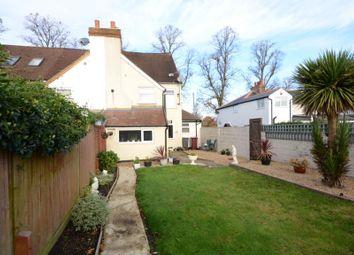 Thumbnail 3 bed end terrace house for sale in Kentwood Hill, Tilehurst, Reading