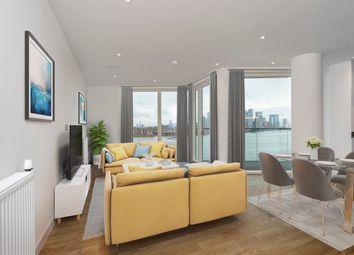 Banning Street, Royal Greenwich, London SE10. 3 bed flat