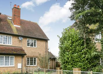 Thumbnail 3 bed end terrace house for sale in Icknield Way, Letchworth Garden City, Hertfordshire, England