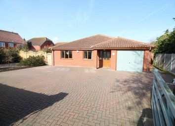 Thumbnail 3 bed bungalow for sale in Ormesby Lane, Filby, Great Yarmouth