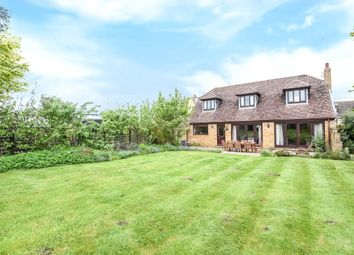 Thumbnail 4 bed detached house for sale in Church Close, Farmoor, Oxford