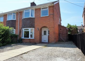 Thumbnail 4 bed semi-detached house for sale in Vera Street, Taunton