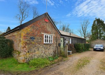 Thumbnail 3 bed barn conversion for sale in North Elham, Elham, Canterbury