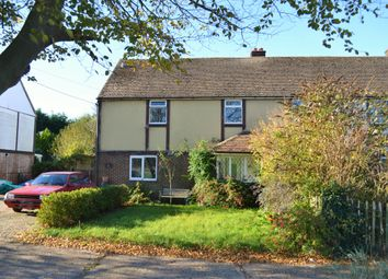 Thumbnail 3 bed semi-detached house for sale in East Guldeford, Rye