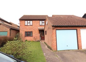 Thumbnail 4 bed detached house for sale in Bencroft, Cheshunt, Waltham Cross, Hertfordshire