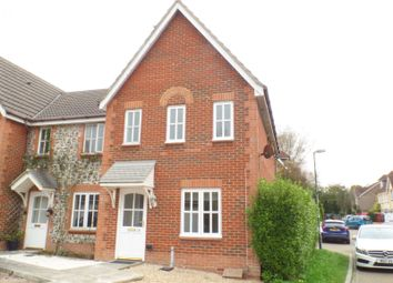 Thumbnail 3 bed semi-detached house to rent in Foxbridge Drive, Hunston, Chichester