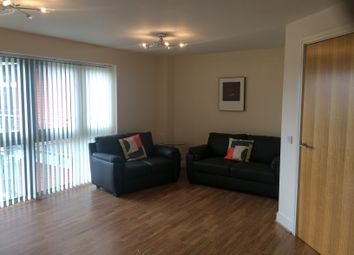 Thumbnail 2 bed flat to rent in Fleet Street, Birmingham