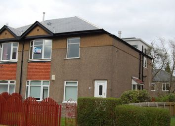 Thumbnail 3 bedroom flat to rent in Lammermoor Avenue, Cardonald G52,