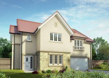 "Thumbnail 5 bedroom detached house for sale in ""The Logan"" at Lethame Road, Strathaven"