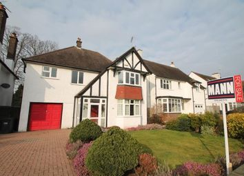 Thumbnail 4 bed detached house for sale in Whitgift Avenue, South Croydon, Surrey