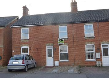 Thumbnail 3 bed terraced house for sale in Kings Road, Leiston, Suffolk