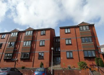 Thumbnail 2 bed flat to rent in Sarlou Court, Uplands, Swansea