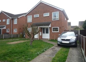 Thumbnail 2 bed semi-detached house to rent in Field Avenue, Canterbury, Kent
