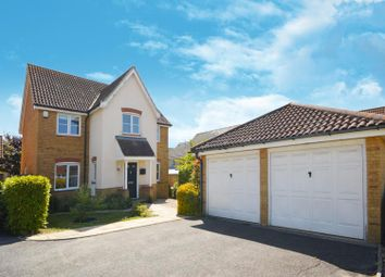 Thumbnail 4 bed detached house for sale in Tradewinds, Seasalter, Whitstable