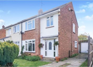 Thumbnail 3 bed semi-detached house for sale in Ballens Road, Chatham