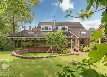 Thumbnail 4 bed detached house for sale in Manor Close, Parkgate, Neston, Cheshire
