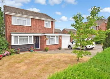 Thumbnail 3 bed detached house for sale in Montfort Rise, Salfords, Surrey