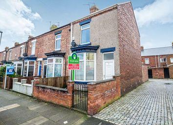 Thumbnail 2 bedroom terraced house to rent in Alexander Street, Darlington