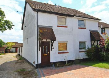 Thumbnail 2 bed end terrace house for sale in Blacklock, Chelmsford, Essex