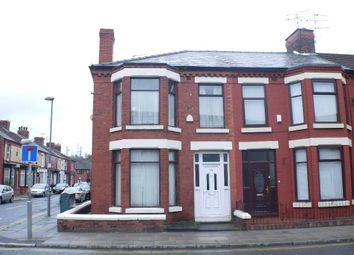 Thumbnail 3 bed terraced house to rent in Gainsborough Road, Wavertree, Liverpool