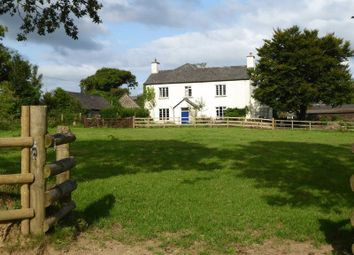 Thumbnail 6 bed equestrian property for sale in Bridestowe, Okehampton