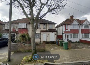 Thumbnail 4 bed semi-detached house to rent in Bacon Lane, Edgware