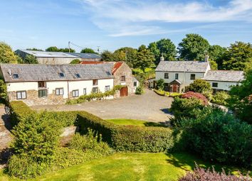 Thumbnail 11 bed country house for sale in Northlew, Okehampton