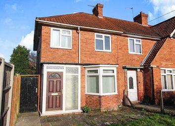 Thumbnail 3 bedroom semi-detached house to rent in Mapleton Grove, Birmingham